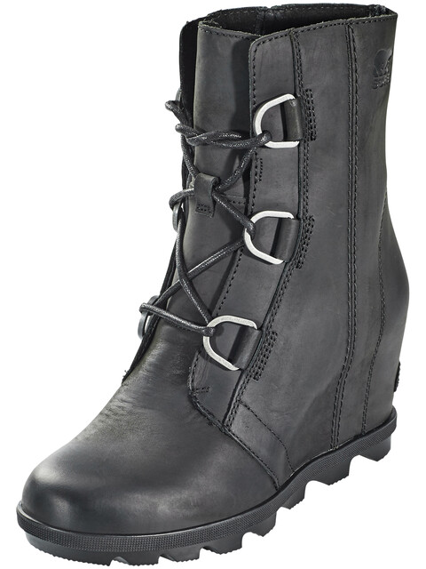 Sorel Joan Of Arctic Wedge II Boots Women Black